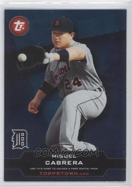 2011 Topps Ticket to Toppstown #TT-1 - Miguel Cabrera