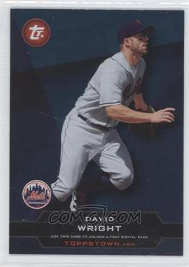 2011 Topps Ticket to Toppstown #TT-15 - David Wright