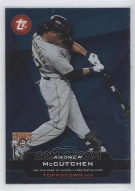 2011 Topps Ticket to Toppstown #TT-19 - Andrew McCutchen