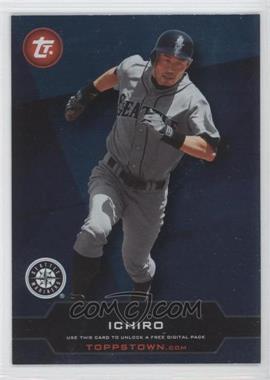2011 Topps Ticket to Toppstown #TT-20 - Ichiro Suzuki