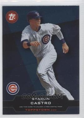 2011 Topps Ticket to Toppstown #TT-21 - Starlin Castro