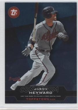 2011 Topps Ticket to Toppstown #TT-22 - Jason Heyward