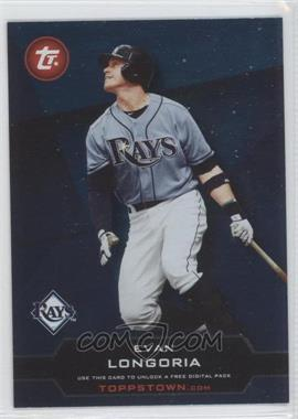 2011 Topps Ticket to Toppstown #TT-23 - Evan Longoria