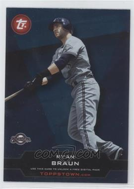 2011 Topps Ticket to Toppstown #TT-30 - Ryan Braun