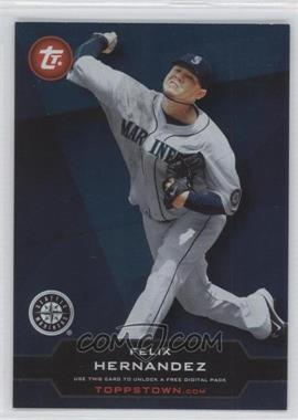 2011 Topps Ticket to Toppstown #TT-34 - Felix Hernandez