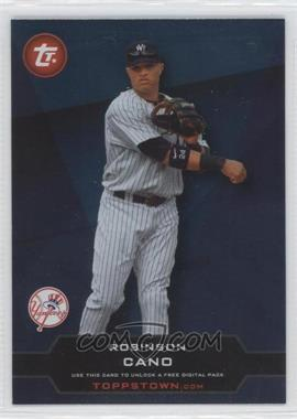 2011 Topps Ticket to Toppstown #TT-36 - Robinson Cano