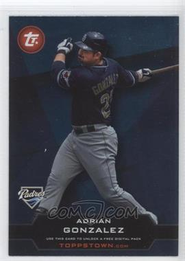 2011 Topps Ticket to Toppstown #TT-39 - Adrian Gonzalez