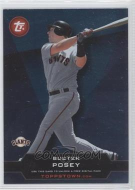 2011 Topps Ticket to Toppstown #TT-40 - Buster Posey