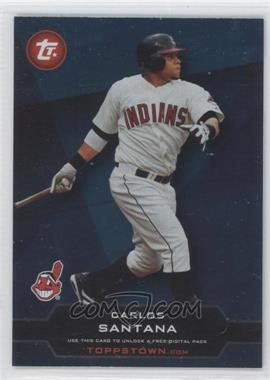2011 Topps Ticket to Toppstown #TT-41 - Carlos Santana