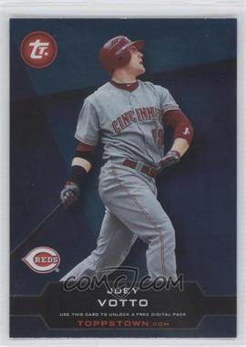 2011 Topps Ticket to Toppstown #TT-46 - Joey Votto