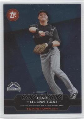 2011 Topps Ticket to Toppstown #TT-48 - Troy Tulowitzki