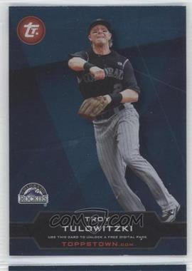 2011 Topps Ticket to Toppstown #TT-48 - Troy Tulowitzki