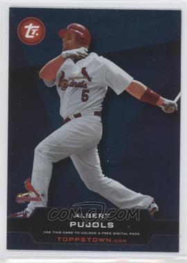 2011 Topps Ticket to Toppstown #TT-50 - Albert Pujols