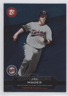 2011 Topps Ticket to Toppstown #TT-7 - Joe Mauer