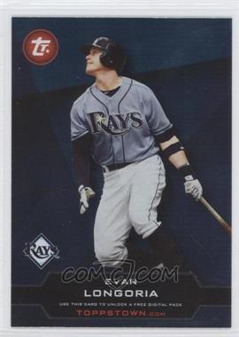 2011 Topps Ticket to Toppstown.com #TT-23 - Evan Longoria