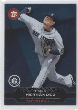 2011 Topps Ticket to Toppstown.com #TT-34 - Felix Hernandez