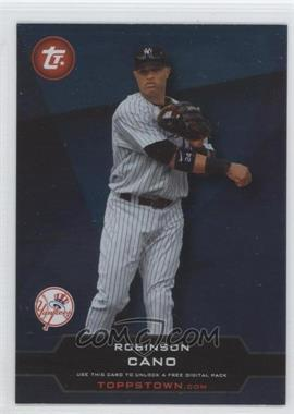2011 Topps Ticket to Toppstown.com #TT-36 - Robinson Cano