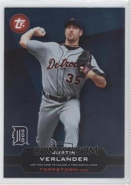 2011 Topps Ticket to Toppstown.com #TT-38 - Justin Verlander