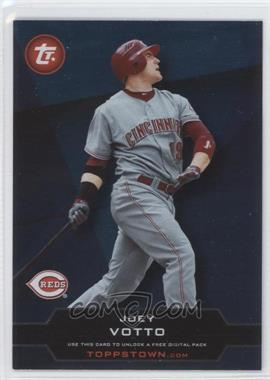 2011 Topps Ticket to Toppstown.com #TT-46 - Joey Votto