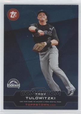 2011 Topps Ticket to Toppstown.com #TT-48 - Troy Tulowitzki