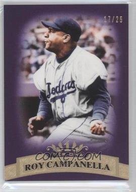 2011 Topps Tier One Purple Tier Two #39 - Roy Campanella /25