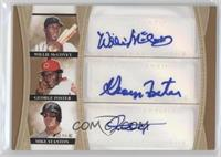 Willie McCovey, George Foster, Mike Stanton /10