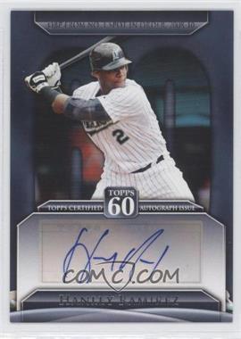 2011 Topps Topps 60 Autographs [Autographed] #T60A-HR - Hanley Ramirez