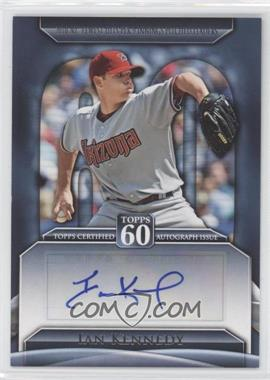 2011 Topps Topps 60 Autographs [Autographed] #T60A-IK - Ian Kennedy