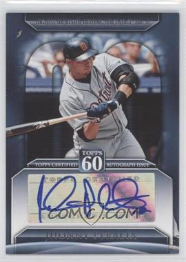 2011 Topps Topps 60 Autographs [Autographed] #T60A-JP - Jhonny Peralta