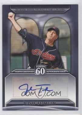 2011 Topps Topps 60 Autographs [Autographed] #T60A-JT - Josh Tomlin