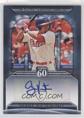 2011 Topps Topps 60 Autographs [Autographed] #T60A-SV - Shane Victorino