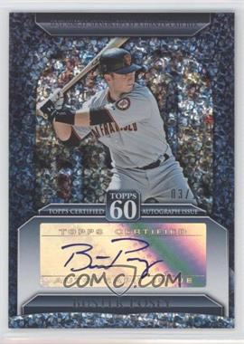 2011 Topps Topps 60 Diamond Anniversary Autographs [Autographed] #T60A-BP - Buster Posey /10