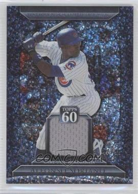 2011 Topps Topps 60 Diamond Anniversary Relics #T60R-AS - Alfonso Soriano /99