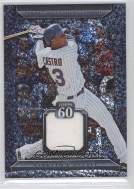 2011 Topps Topps 60 Diamond Anniversary Relics #T60R-SC - Starlin Castro /99