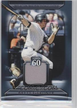 2011 Topps Topps 60 Relics [Memorabilia] #T60R-BGA - Brett Gardner