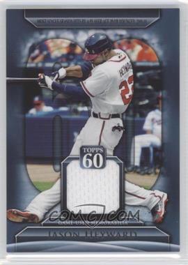 2011 Topps Topps 60 Relics [Memorabilia] #T60R-JH - Jason Heyward