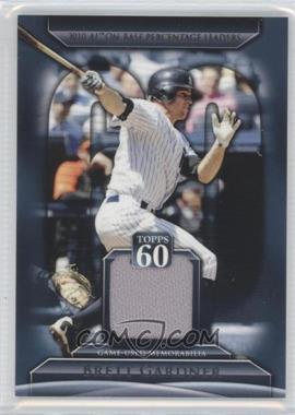 2011 Topps Topps 60 Relics #T60R-BGA - Brett Gardner