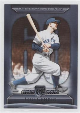 2011 Topps Topps 60 #T60-5 - Lou Gehrig