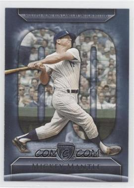 2011 Topps Topps 60 #T60-7 - Mickey Mantle