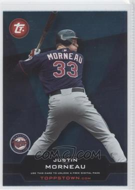 2011 Topps ToppsTown Series 2 #TT2-12 - Justin Morneau