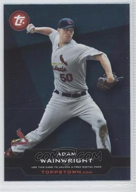 2011 Topps ToppsTown Series 2 #TT2-16 - Adam Wainwright
