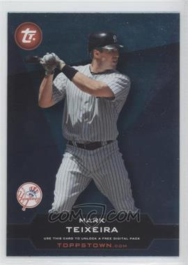 2011 Topps ToppsTown Series 2 #TT2-27 - Mark Teixeira