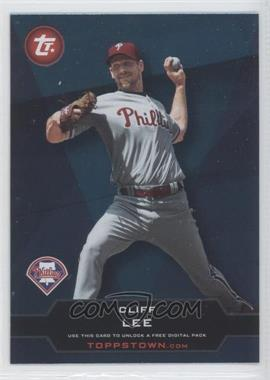 2011 Topps ToppsTown Series 2 #TT2-3 - Cliff Lee