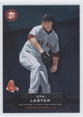 2011 Topps ToppsTown Series 2 #TT2-31 - Jon Lester