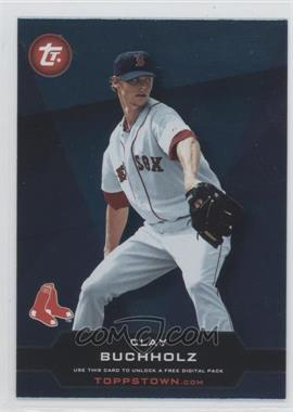 2011 Topps ToppsTown Series 2 #TT2-39 - Clay Buchholz
