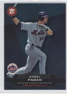 2011 Topps ToppsTown Series 2 #TT2-41 - Angel Pagan