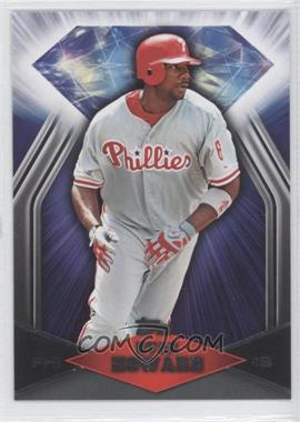 2011 Topps Toys R Us Purple Diamond Cuts #PDC10 - Ryan Howard