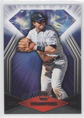 2011 Topps Toys R Us Purple Diamond Cuts #PDC2 - Troy Tulowitzki