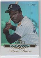 Hank Aaron /199