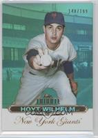 Hoyt Wilhelm /199